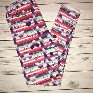 Lularoe x Disney OS leggings
